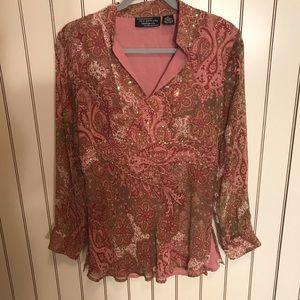 Tops - New York City design co blouse